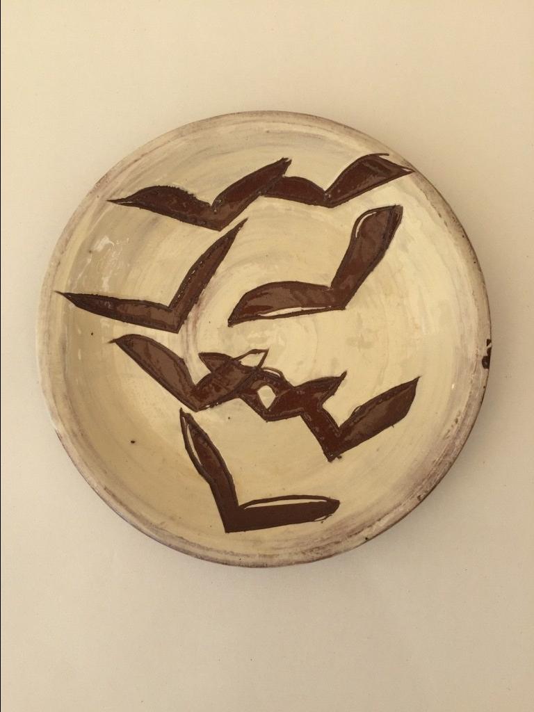 e:w bird plate